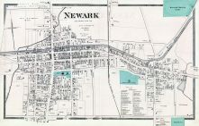 Newark, Wayne County 1874