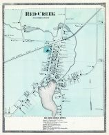 Red Creek, Wayne County 1874