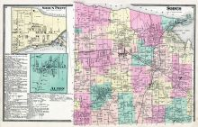 Sodus, Sodus Point, Alton, Wayne County 1874