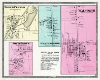 Sodus Center, Walworth West, Walworth, Sodus South, Wayne County 1874