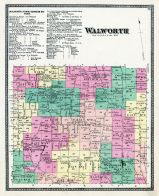 Walworth, Wayne County 1874