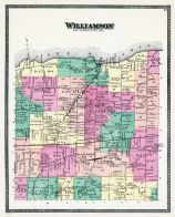 Williamson, Wayne County 1874