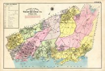 Index Map, Westchester County 1910-1911 Vol 1