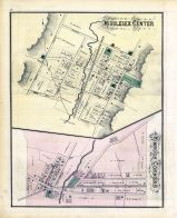 Middlesex Center, Himrods Corners, Yates County 1876