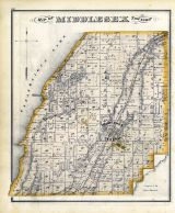 Middlesex Township, Yates County 1876