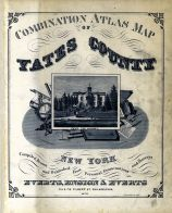 Title Page, Yates County 1876