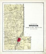 Spencer, Allen County 1880