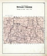 Sugar Creek, Allen County 1880