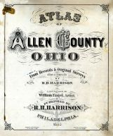 Title Page, Allen County 1880