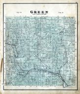 Green Township, Ashland County 1874