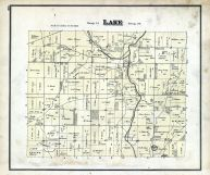 Lake Township, Ashland County 1874
