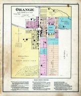 Orange, Ashland County 1874