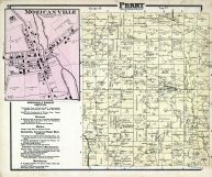 Perry Township, Mohicanville, Ashland County 1874