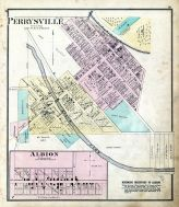 Perrysville, Albion, Ashland County 1874
