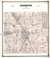 Andover Township, Ashtabula County 1874