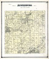 Austinburg Township, Eagleville, Mechanicsville, Ashtabula County 1874