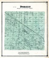Dorset Township, Ashtabula County 1874