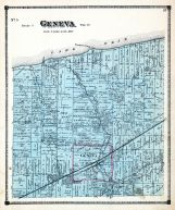 Geneva Township, Lake Erie, Ashtabula County 1874