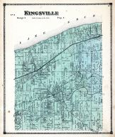 Kingsville Township, Ashtabula County 1874