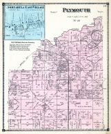 Plymouth Township, Ashtabula East Village, Ashtabula County 1874