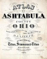 Ashtabula County 1874