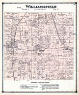 Williamsfield Township, Simon Sta., Ashtabula County 1874