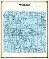 Windsor Township, Ashtabula County 1874