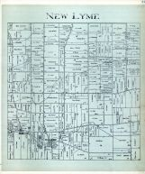 New Lyme, Ashtabula County 1905