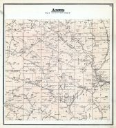 Ames Township, Amesville, Athens County 1875