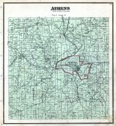 Athens Township, Sugar Creek, West Branch Margaretts Creek, Athens County 1875