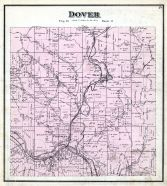 Dover Township, Millfield, Chauncey, Taylor, Salina, Athens County 1875