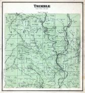 Trimble Township, Hartleyville P.O., Athens County 1875