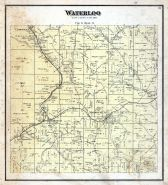 Waterloo, Marshfield, Mineral City, Kings Station, Carbondale, Athens County 1875