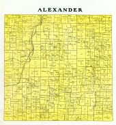 Alexander, Athens County 1905