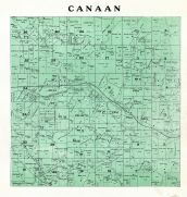 Canaan, Athens County 1905