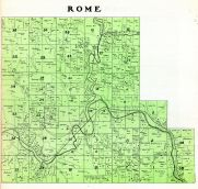 Rome, Athens County 1905