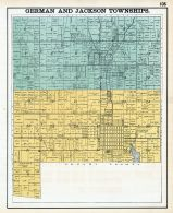 German and Jackson Townships, Auglaize County 1898