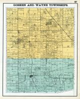 Goshen and Wayne Townships, Auglaize County 1898