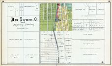 New Bremen, O 1, Auglaize County 1898
