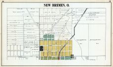 New Bremen, O 2, Auglaize County 1898