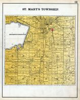 St. Mary's Township, Auglaize County 1898