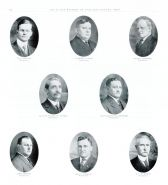 Copeland, Blair, Langhorst, Runkle, Shockey, Koenig, McMurray, Auglaize County 1917