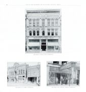 Peoples National Bank, Chas. Kahn and Co. Stores, The Zofkie - Foos Clothing Company, Auglaize County 1917