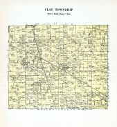 Clay Township, Gutman, Auglaize County 1917