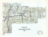 County Map, Auglaize County 1917