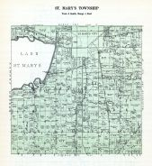 St. Mary's Township, Auglaize County 1917