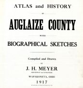 Auglaize County 1917