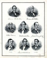 Robertson, Millikin, Moore, Campbell, Neal, Williams, Morey, Butler County 1875