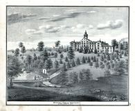 Western Female Seminary, Oxford, Butler County 1875