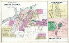 Middletown, Somerville, Port Union, West Chester, Butler County 1875